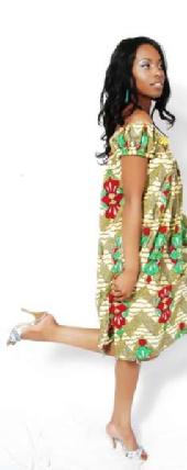 TATIE - african wear