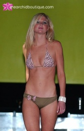 Carolyn Yates - Runway  Swim