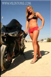 Heather Holden - relentless riders photo shoot