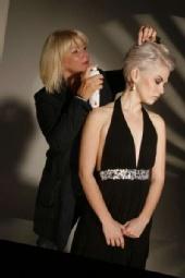 Samantha - Editorial hair and beauty shoot.