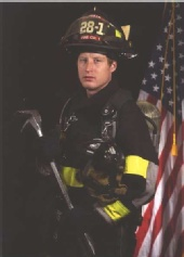Jonny Tough - Firefighter pic