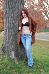 AmiArashi - In the Park