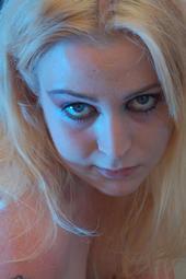 Silhouette Sweet - Blue Lady