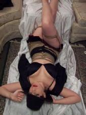 sabriel - corset gunslinger