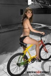 Hayley Sutton - America's Bike Company