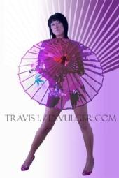 Allie - Purple passion