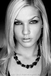 Carley - Black & White