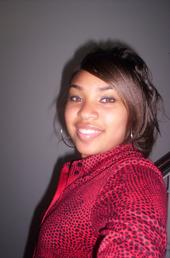 Deeshawn - After an interview with Barbizon Modeling School