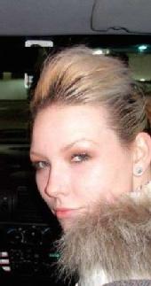 Stefanie Lewis - stefanie's face