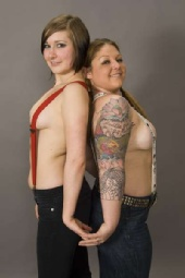 liltattooedbeauty - Sisterly love