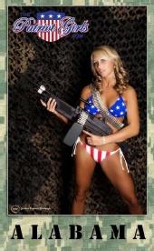 Amber Eudy - Patriot Girl