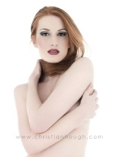 Vasilisa K - Headshot by Christian Hough