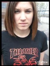 Kristie Moe - Thrasher Mgazine