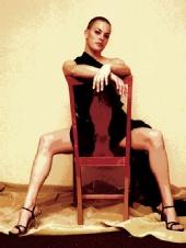 Maya - On Chair