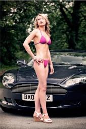 Alura - Aston Martin Shoot