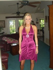 Lindsey L - Just a prom pic!