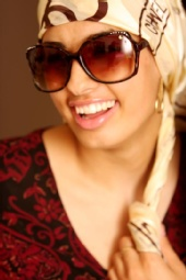 Marilyn Mabrouk - ROC Shades!