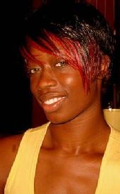 Talicia Jackson - Funky Headshot