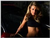 Princess Antonia - Garage Shoot