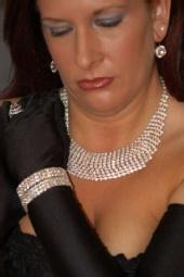 Brittany - Black and Diamonds