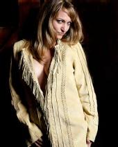 JLee - Leather Coat