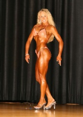 Molly McAmis - Figure Championships