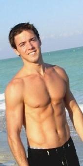 Jeremy - Miami Beach, Candid.