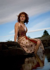NikkiNorth - At the Tide Pool, Lake Superior