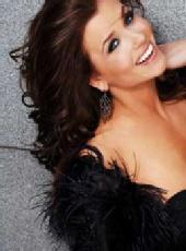 MISS MAINE USA 2007 - MISS USA HEADSHOT