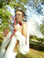 Cory - Cupid- Halloween 2007