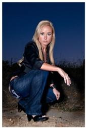 Natascha Jones - Getting darker