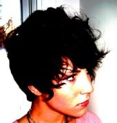 Sam - high contrast hair