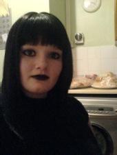 sarahlou - gothic - wig