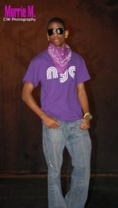 Cory E. - 2008 BSU Spring Fashion Show