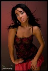 Jenna Lauren - red dress jenna Lauren