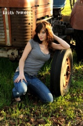 Cassidy - cassidy and the tractor