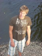 Alex Pelej - At the river