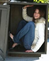 Hilary T - Stuck in a box
