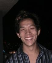 Bruno Wu - My Temporary Headshot