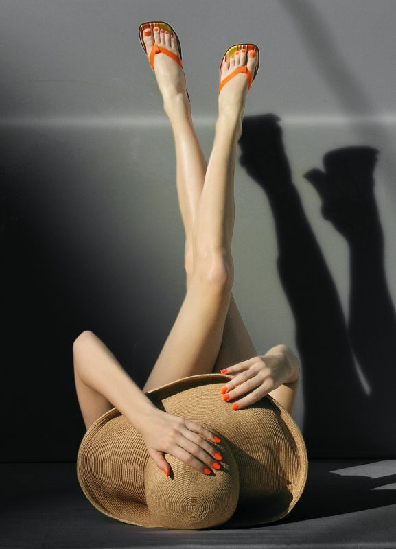 Amanda Lea - Hands and Feet