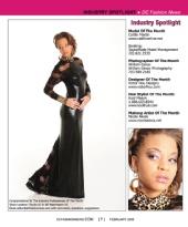 Caitlin - DC Fashion News Industry Spotlight - 2009 February Edition