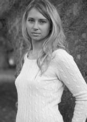 Raquel Griffin - Black and white