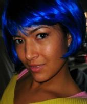Maria - Blue Hair