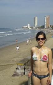 Cecy - Beach