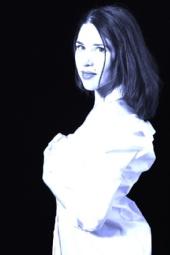 Lisa Claire - White Shirt