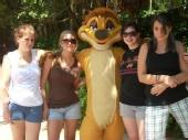 Jenny - ME at Disney world left of Timone