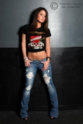 Brukypoo - Ed Hardy shoot with Gary Grimes