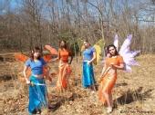 Danni Lin - Band of Fairies