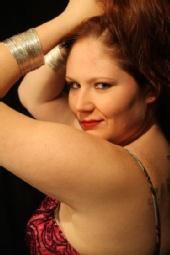 Julie Sheree - Pink Dress