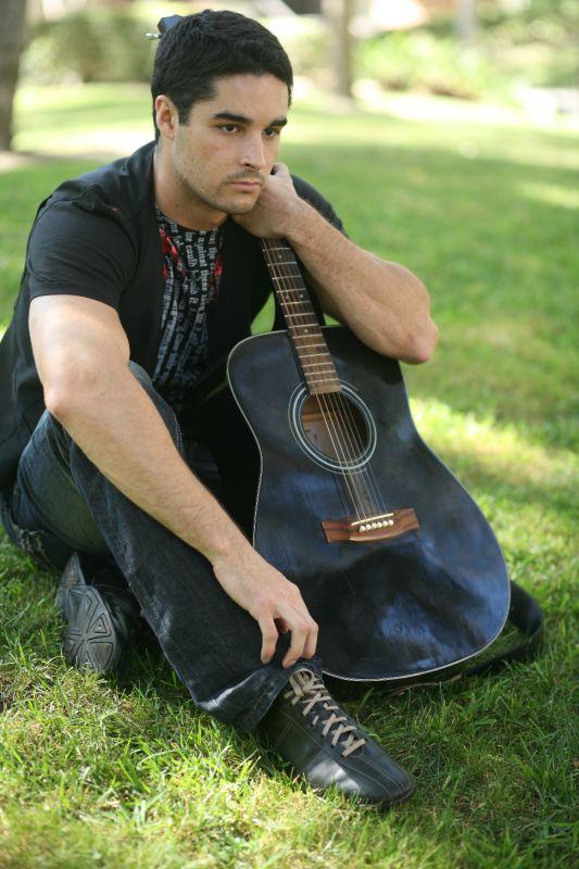 Sam Bakke - relaxing in the park 2